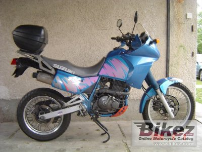 1992 suzuki dr 650 rse specifications and pictures. Black Bedroom Furniture Sets. Home Design Ideas