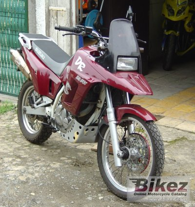 1992 suzuki dr big 800 s specifications and pictures. Black Bedroom Furniture Sets. Home Design Ideas