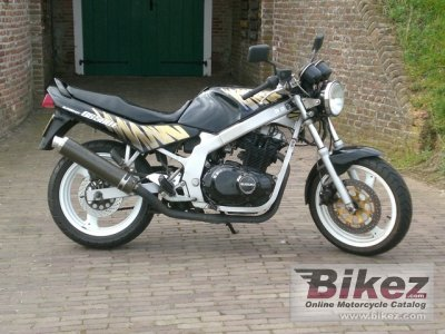 1992 suzuki gs 500 e specifications and pictures