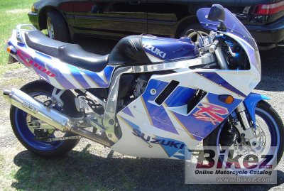 1992 suzuki gsx r 1100 specifications and pictures. Black Bedroom Furniture Sets. Home Design Ideas
