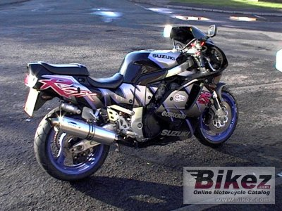 1992 Suzuki GSX-R 750 W specifications and pictures