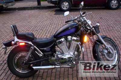 1992 Suzuki VS 1400 Intruder specifications and pictures