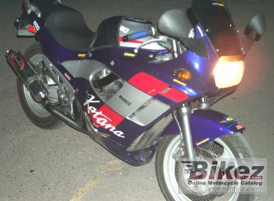 1993 Suzuki GSX 600 F Katana photo
