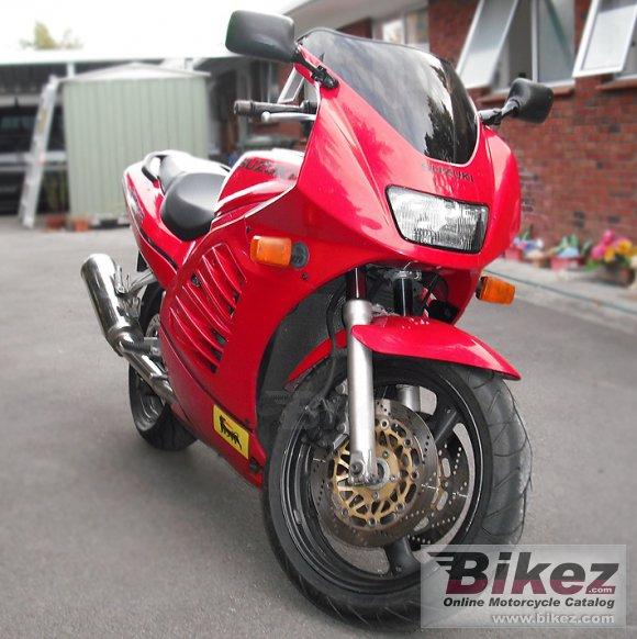 1993 SUZUKI RF 600 | Picture 105228