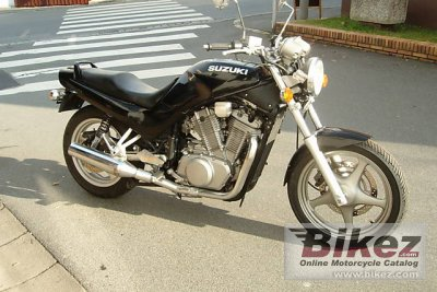 1993 Suzuki VX 800 photo