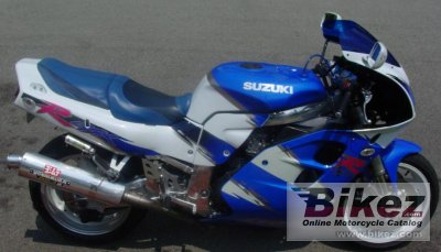 1993 Suzuki GSX-R 1100 photo