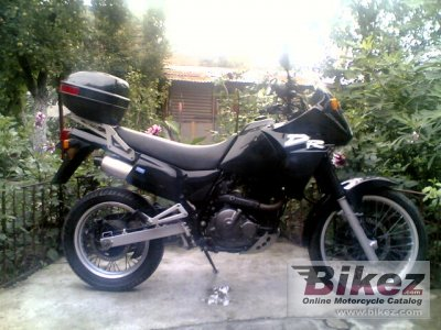 1993 Suzuki DR 650 RSE specifications and pictures