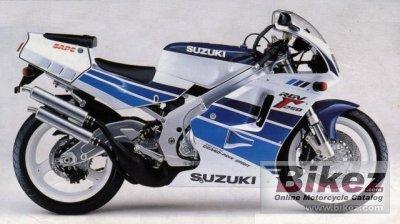 1993 Suzuki RGV 250