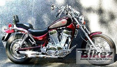 1993 Suzuki VS 1400 Intruder specifications and pictures