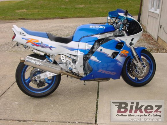 1994 Suzuki GSX-R 1100 WR photo
