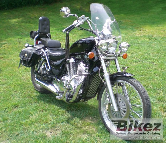 1995 Suzuki VS 600 GL Intruder