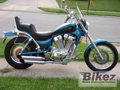 1995 Suzuki VS 1400 Intruder specifications and pictures