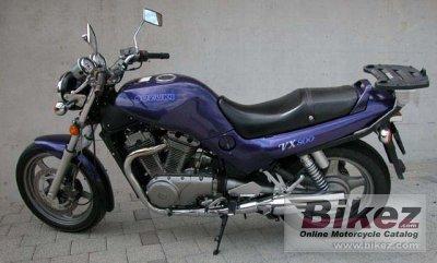 1995 Suzuki VX 800 - Moto.ZombDrive.COM