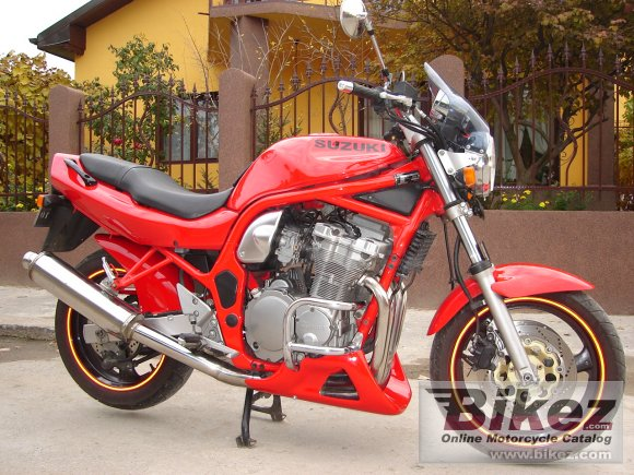 1996 Suzuki GSF 600 N Bandit photo