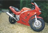 1996 Suzuki RF 600 R photo