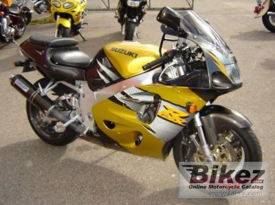 1996 Suzuki GSX-R 750 photo