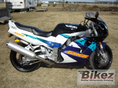 1996 Suzuki GSX-R 1100 photo