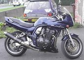 1996 Suzuki GSF 1200 S Bandit photo