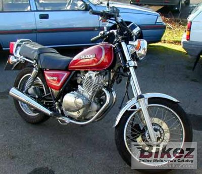 1996 Suzuki Gn 250 Specifications And Pictures