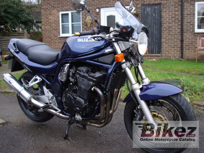 1996 suzuki gsf 1200 n bandit specifications and pictures. Black Bedroom Furniture Sets. Home Design Ideas