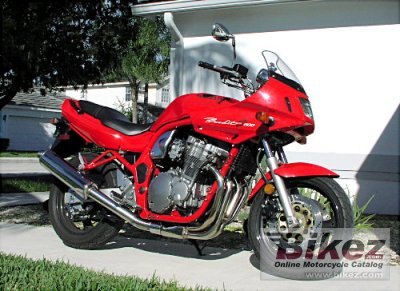 1996 suzuki gsf 600 s bandit specifications and pictures. Black Bedroom Furniture Sets. Home Design Ideas