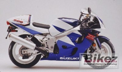 1997 Suzuki GSX-R 600 photo