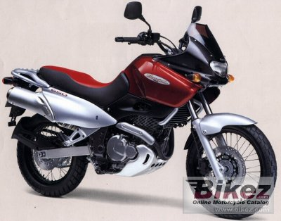1997 Suzuki XF 650 Freewind photo