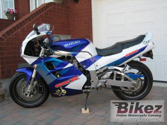 1997 Suzuki GSX-R 1100 W photo