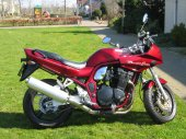 1997 Suzuki GSF 1200 S Bandit photo