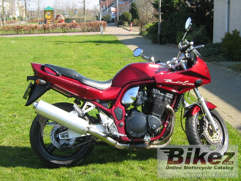 therlands gsf 1200 s bandit