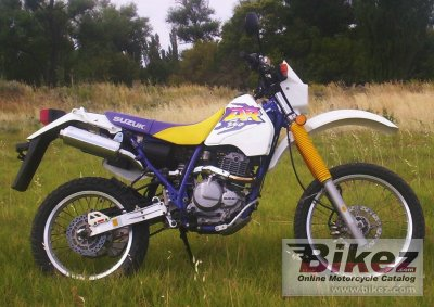 1997 suzuki dr 350 se specifications and pictures