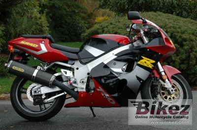 1997 Suzuki Gsx R 750 Specifications And Pictures