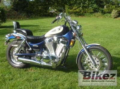 1997 Suzuki VS 1400 GLP Intruder specifications and pictures