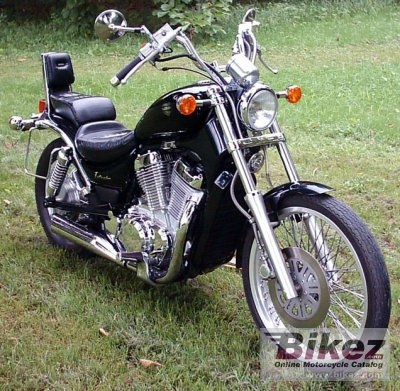 1997 Suzuki VS 600 GL Intruder