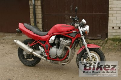 1998 Suzuki GSF 600 N Bandit photo
