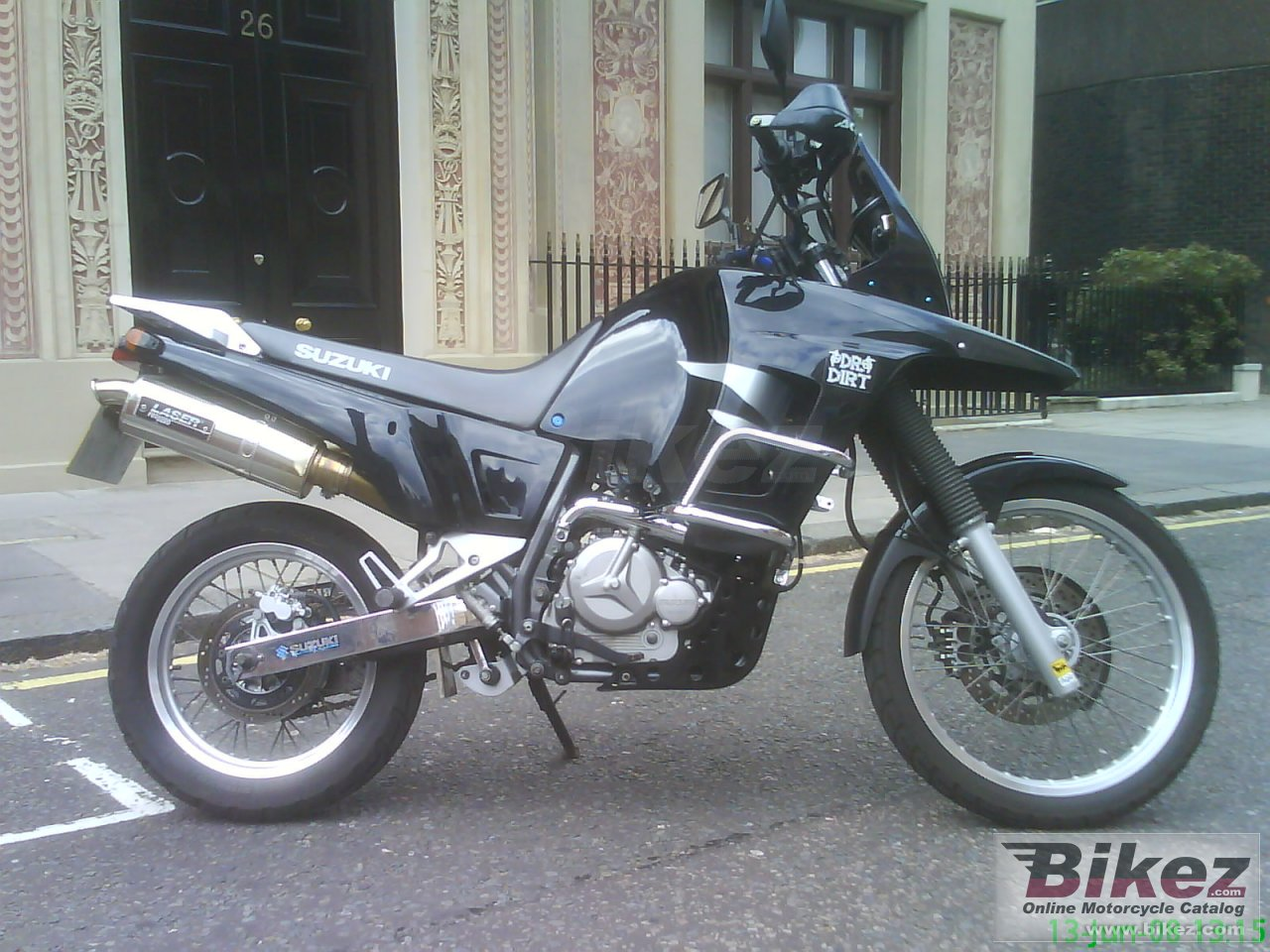 dr 800 s