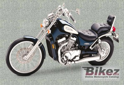 1998 Suzuki VS 800 GL photo