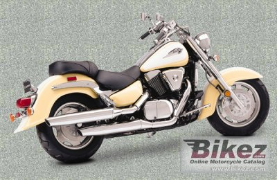 1998 Suzuki VL 1500 Intruder Legendary Classic photo
