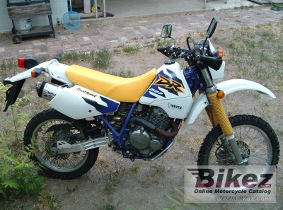 1998 suzuki dr 350 se specifications and pictures
