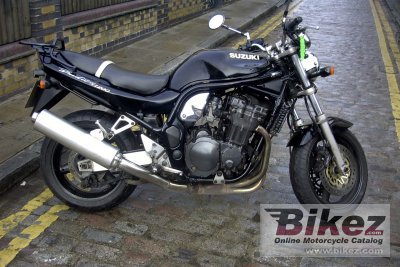 1998 suzuki gsf 1200 n bandit specifications and pictures. Black Bedroom Furniture Sets. Home Design Ideas