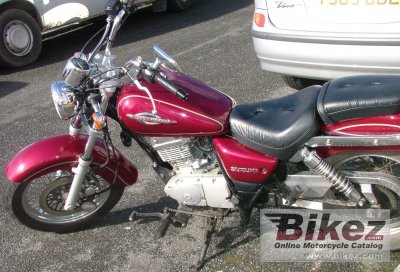 1998 suzuki marauder 125 specifications and pictures
