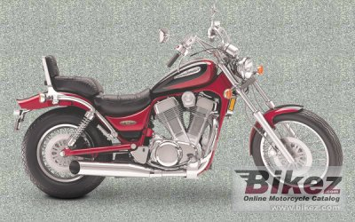 1998 Suzuki VS 1400 GLP Intruder specifications and pictures