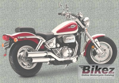 1998 suzuki vz 800 marauder specifications and pictures. Black Bedroom Furniture Sets. Home Design Ideas