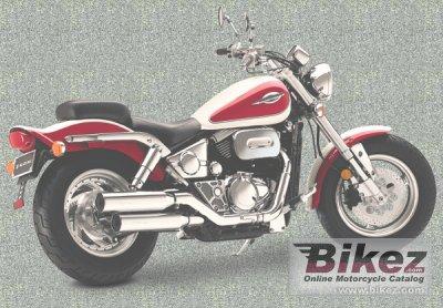 1998 Suzuki Vz 800 Marauder Specifications And Pictures