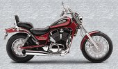 1999 Suzuki VS 1400 GLP Intruder