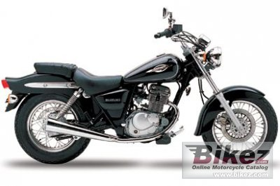 1999 Suzuki Marauder 125 photo