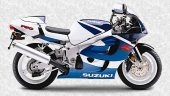 1999 Suzuki GSX-R 750 photo