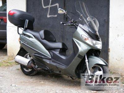 1999 suzuki burgman 400 specifications and pictures rh bikez com Suzuki Burgman India Suzuki Burgman 400 Scooter