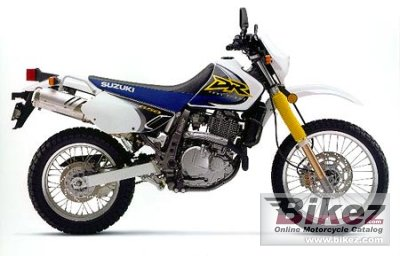 1999 Suzuki DR 650 SE specifications and pictures