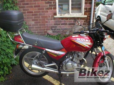 1999 Suzuki GS 125 ES